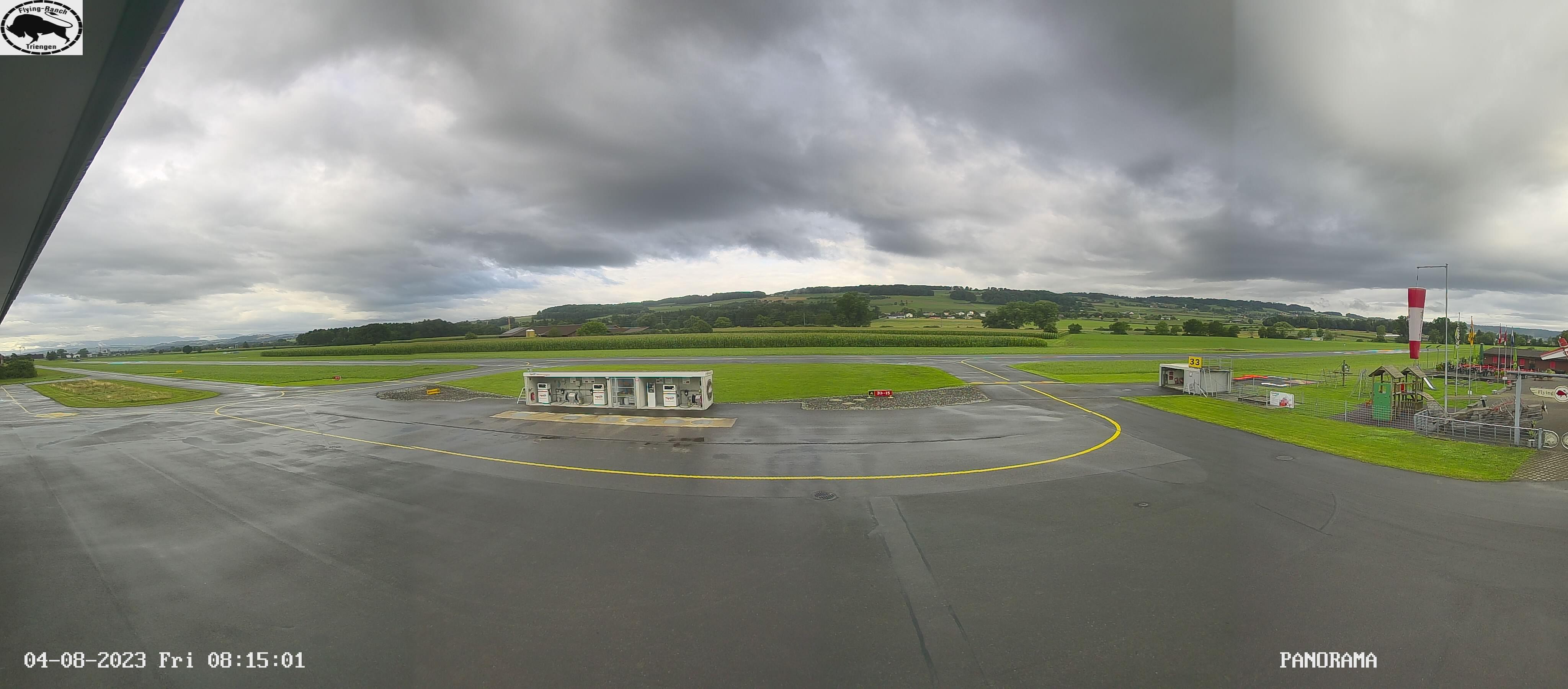 Triengen Flugplatz LSPN West