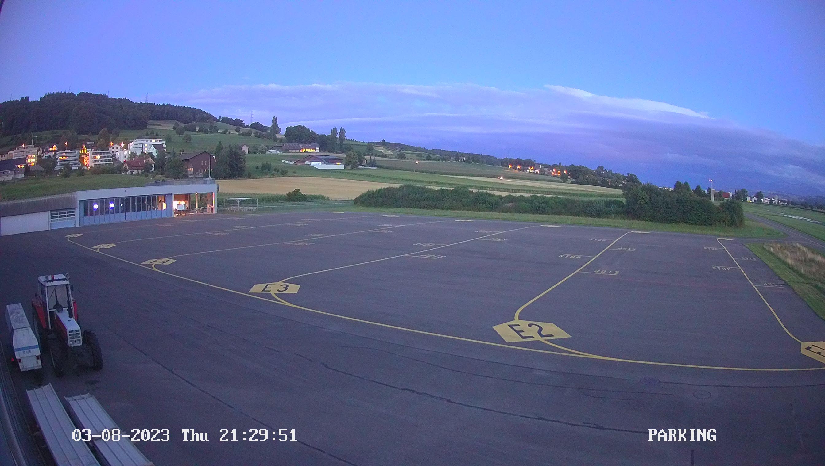 Triengen Flugplatz LSPN Süd-Os